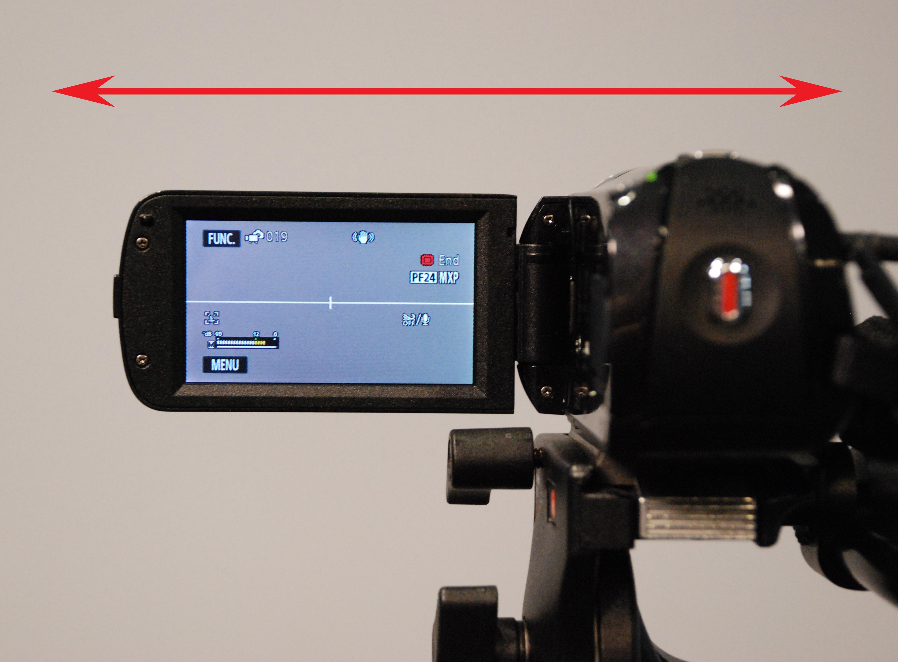 Camera Movement Pan