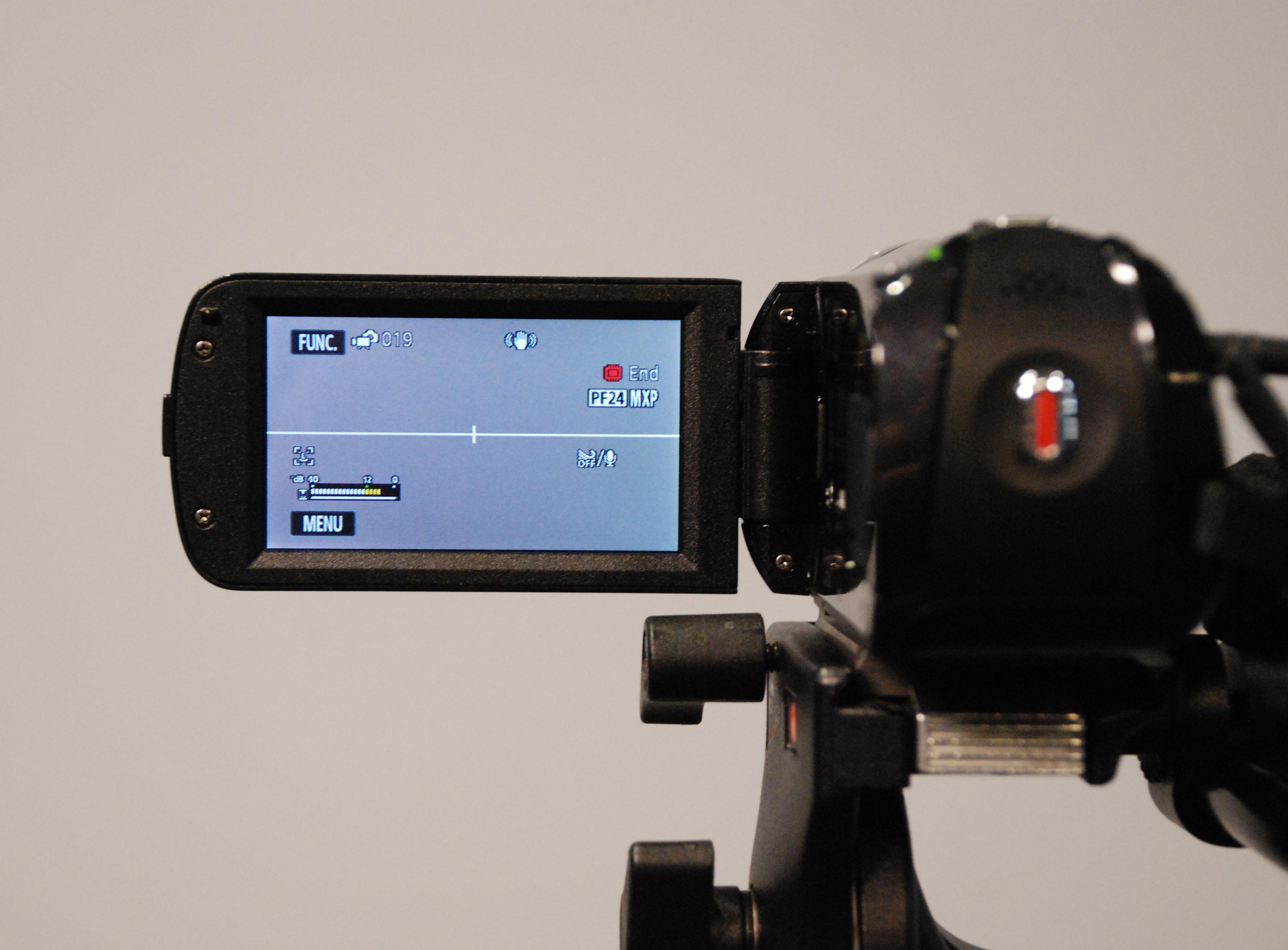 Camera Movement Static