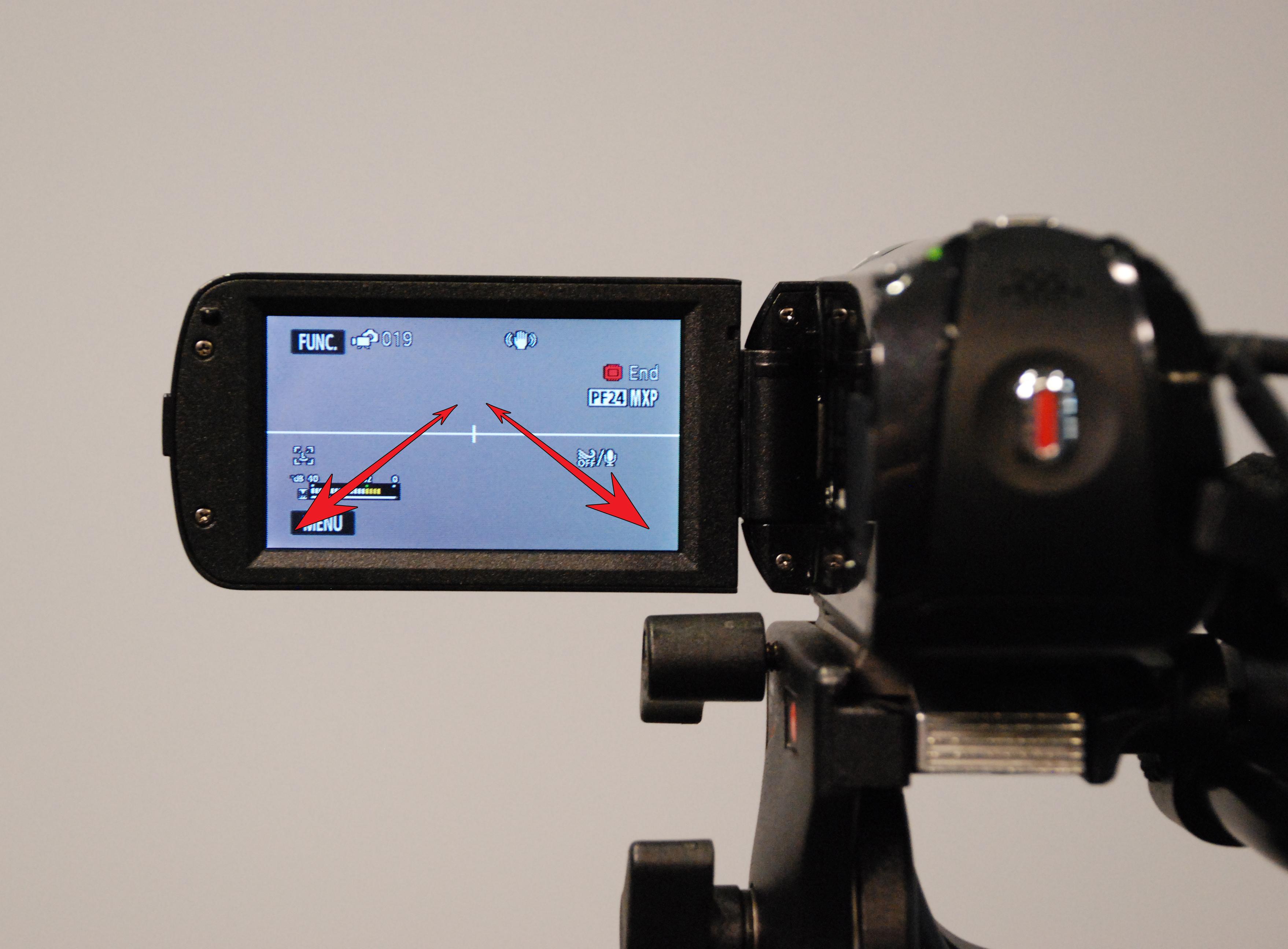 Camera Movement Zoom