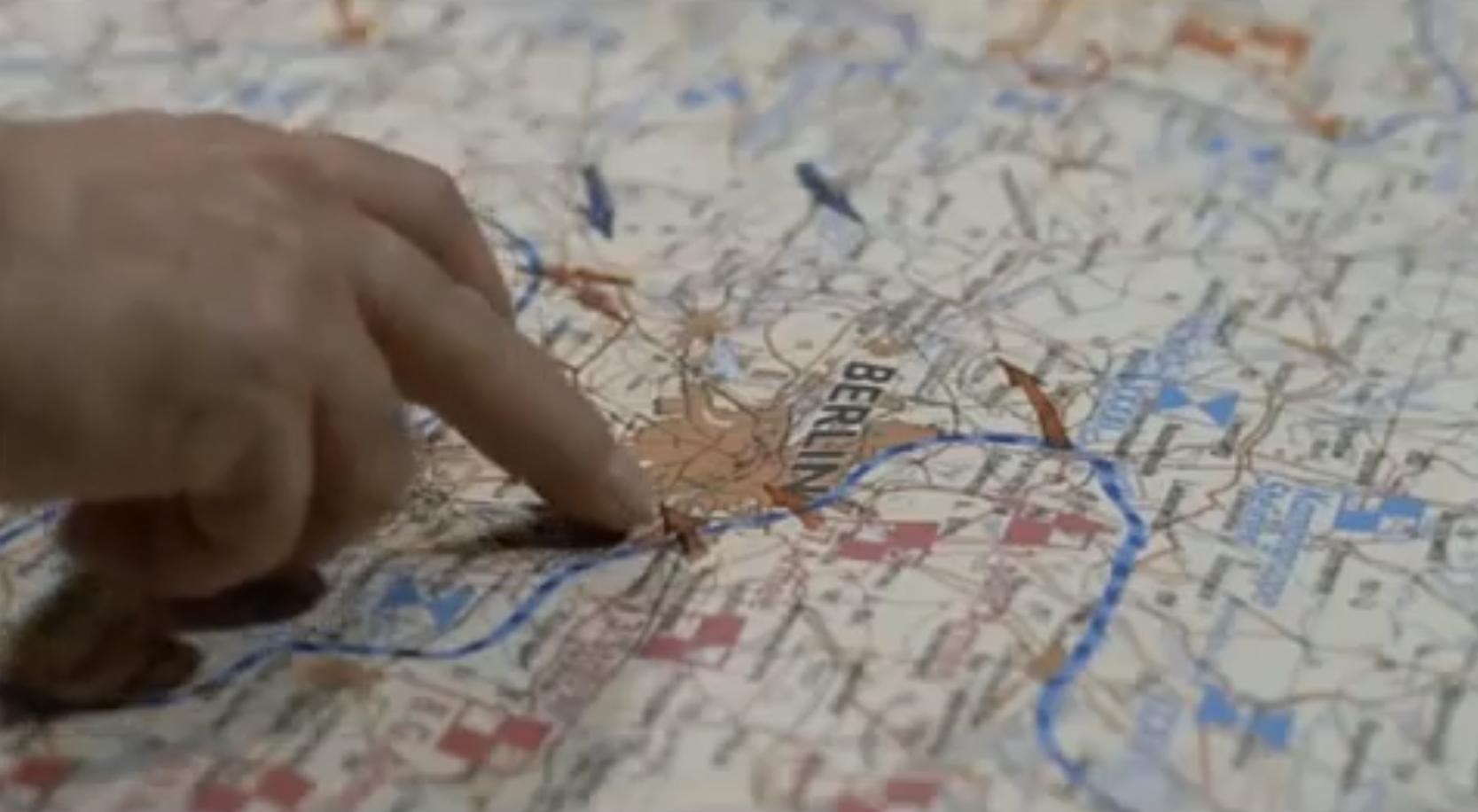 Close-Up Map