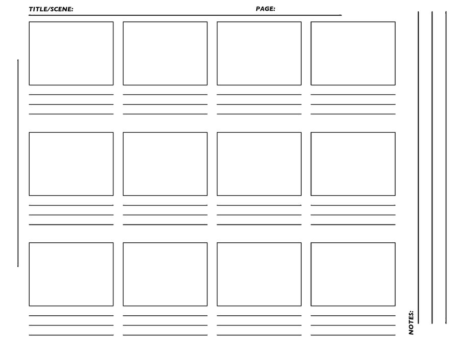 Storyboarding media commons get the template saigontimesfo
