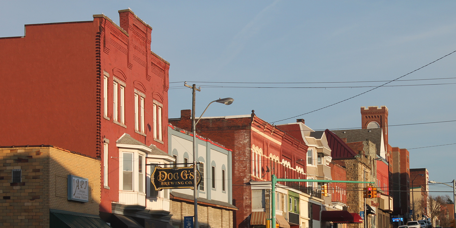 Downtown DuBois