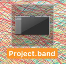 Project file on desktop