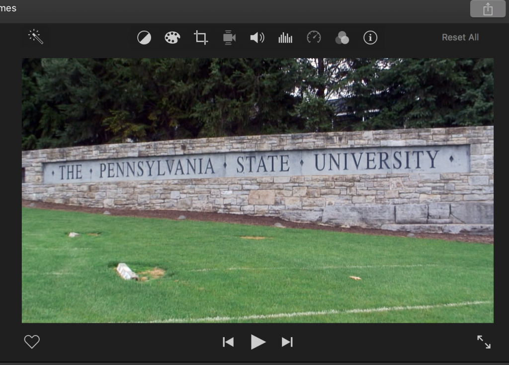 Introduction to Basic Editing in iMovie | Media Commons