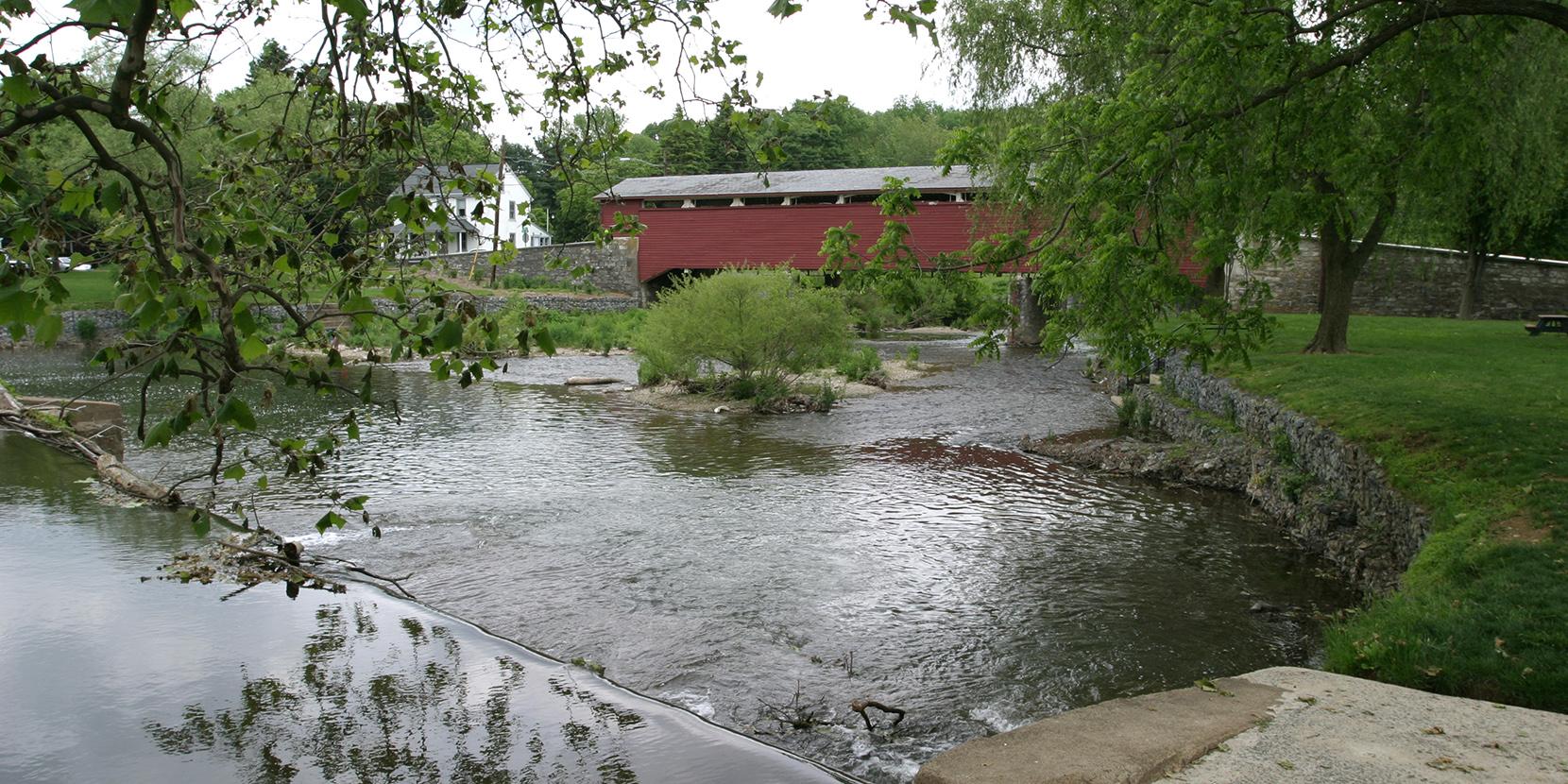 Lehigh Valley Bridge