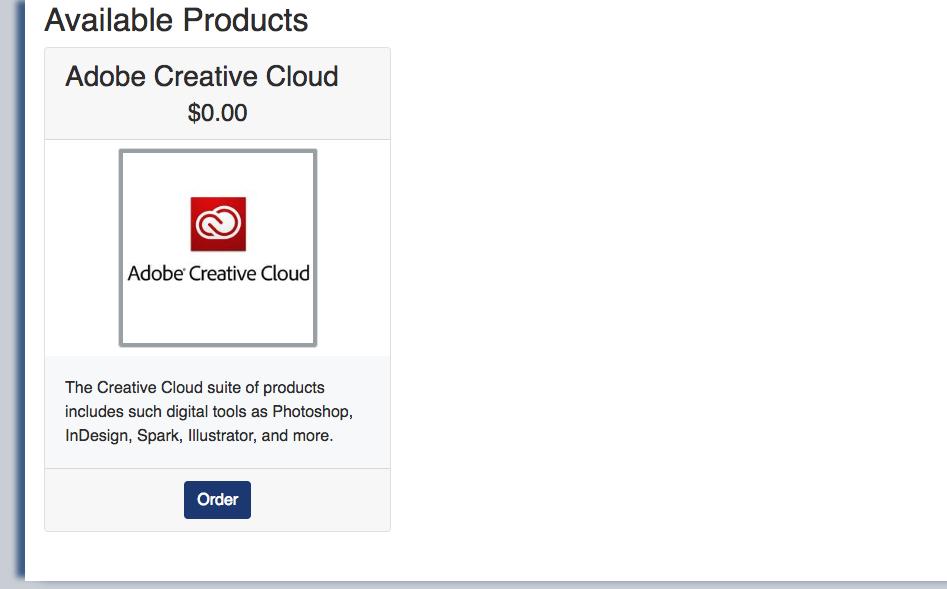 Creating an Adobe Spark Account Through Penn State   Media Commons