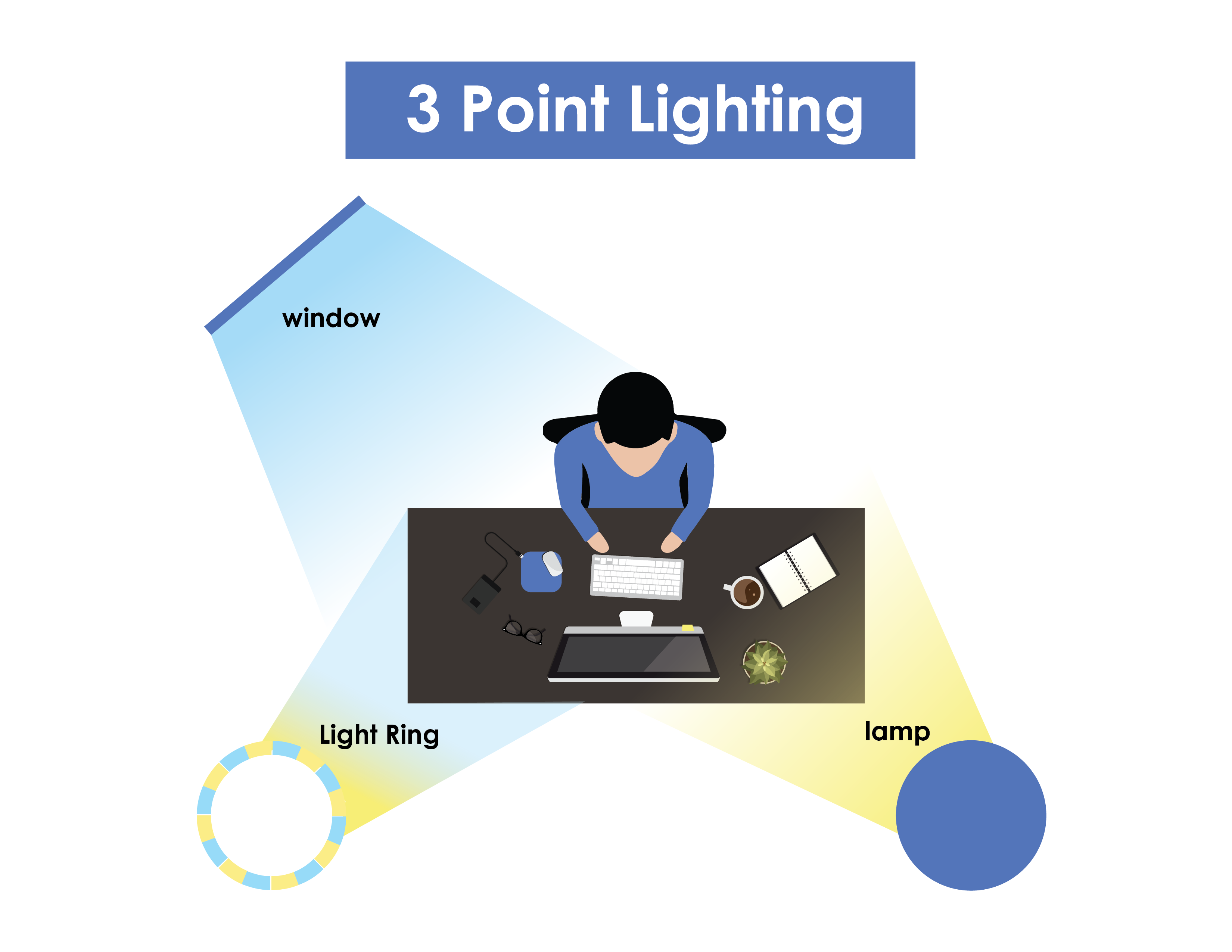 3 Point Lighting (WFH)