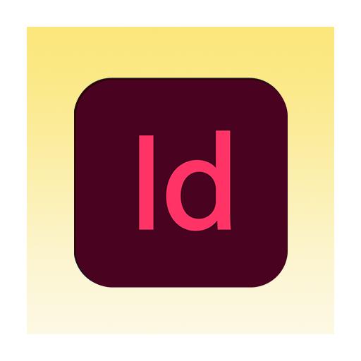 Adobe Indesign Icon Image